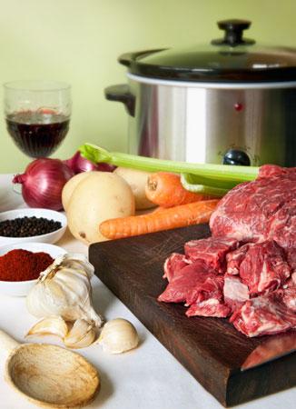 ingredients for crock pot cooking