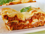 lasagna with ricotta cheese