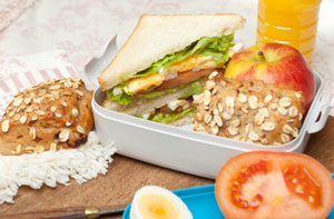 lunchbox sandwiches
