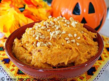 roasted pumpkin dip