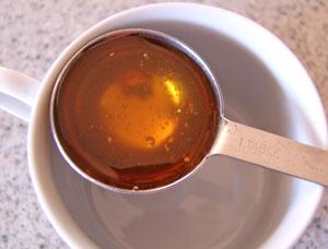 warming honey