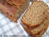 wholewheat banana loaf