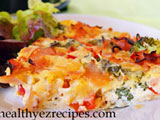 crustless broccoli quiche