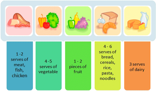 daily dietary requirements